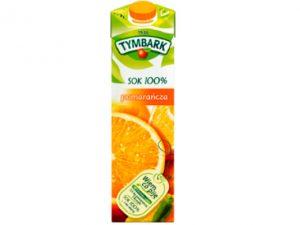 Napój Tymbark pomarańczowy 1l